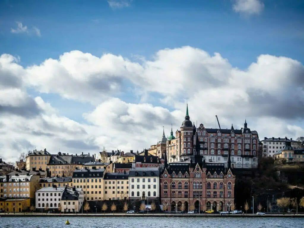 Stockholm Run Cover
