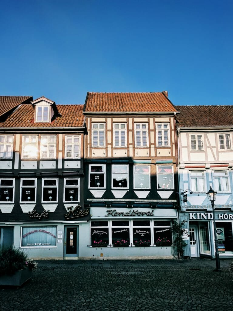 CELLE - A HALF-TIMBERED HOUSES DREAM 3
