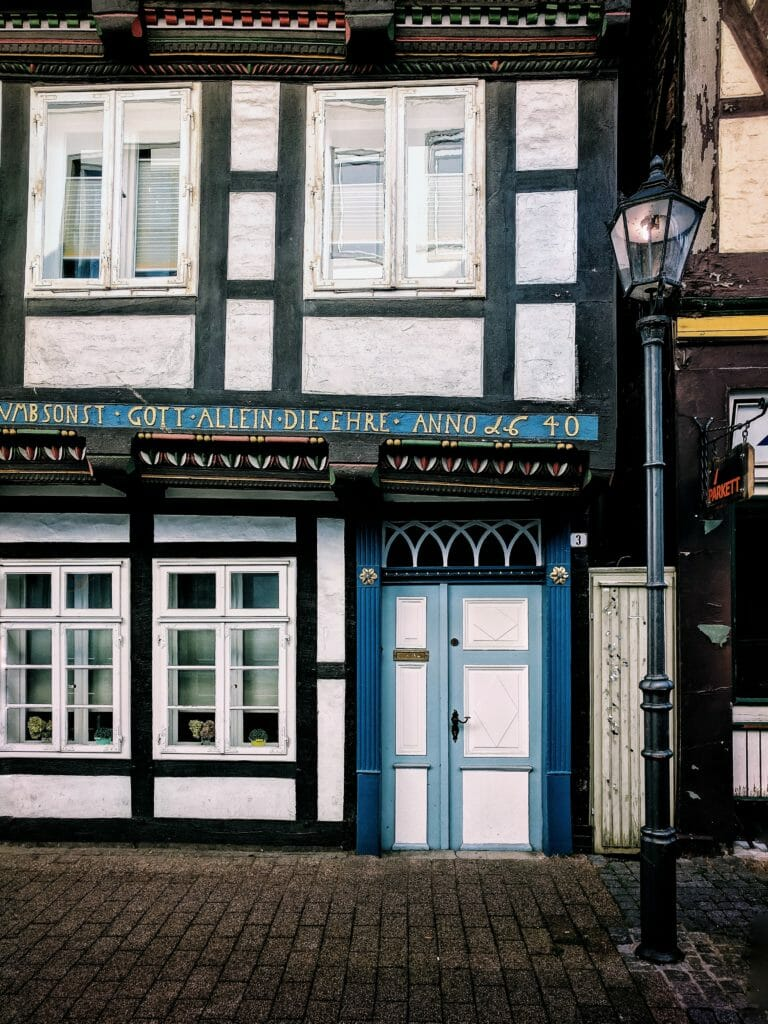CELLE - A HALF-TIMBERED HOUSES DREAM 17