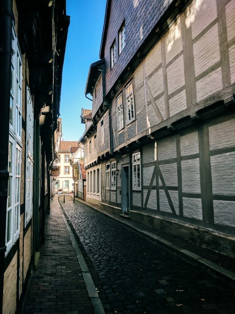 CELLE - A HALF-TIMBERED HOUSES DREAM 23
