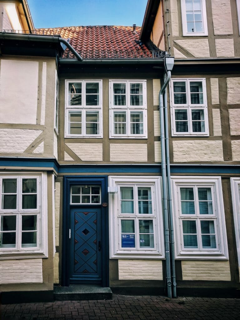 CELLE - A HALF-TIMBERED HOUSES DREAM 16