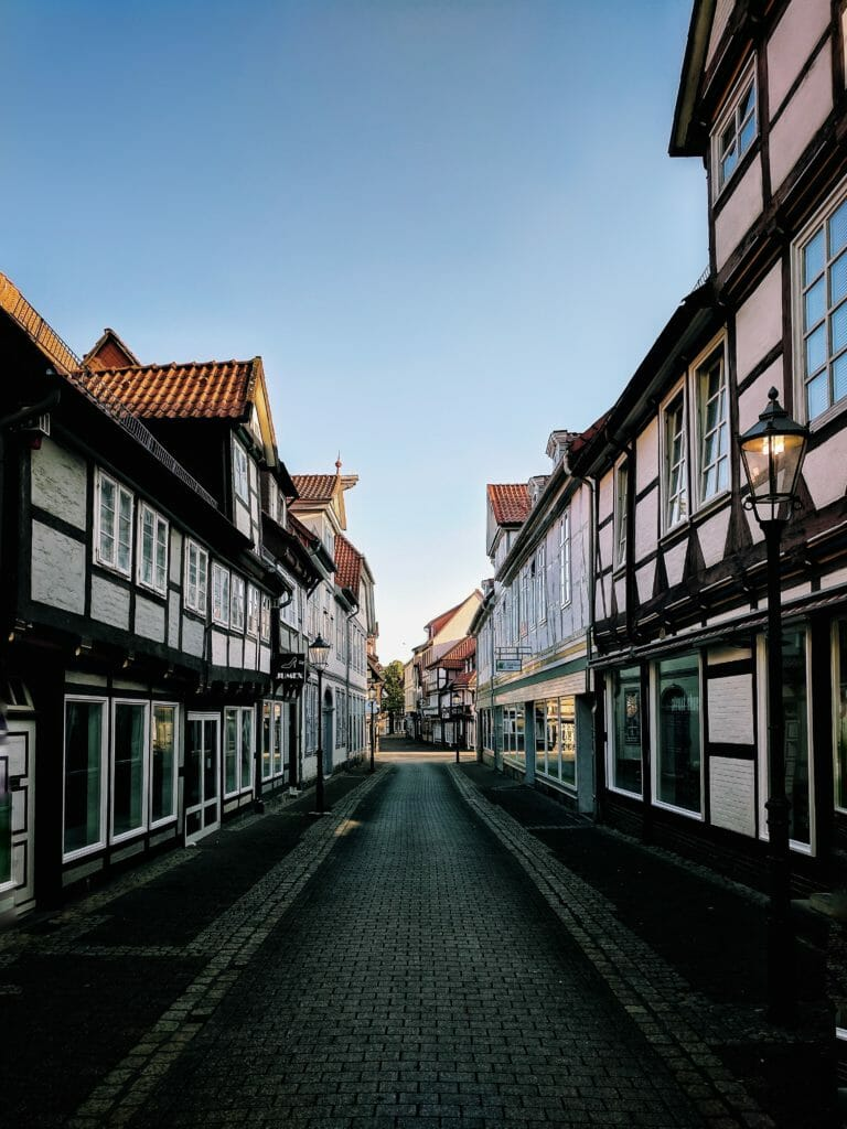 CELLE - A HALF-TIMBERED HOUSES DREAM 22