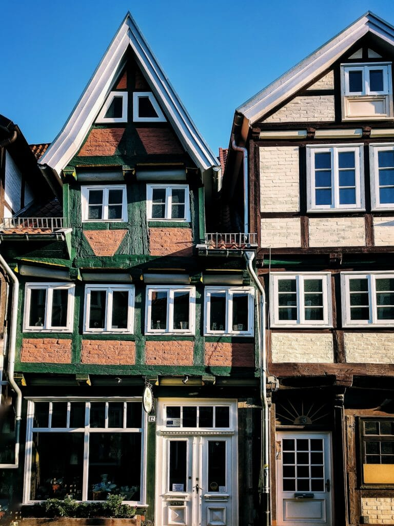 CELLE - A HALF-TIMBERED HOUSES DREAM 12