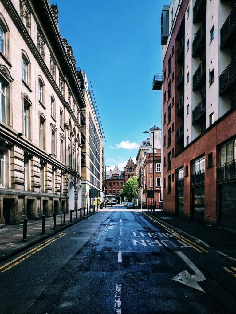 2 DAYS IN BEAUTIFUL MANCHESTER, ENGLAND 1