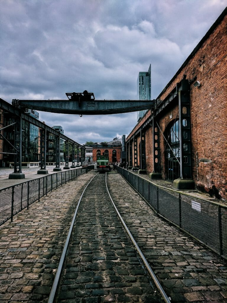 2 DAYS IN BEAUTIFUL MANCHESTER, ENGLAND 53