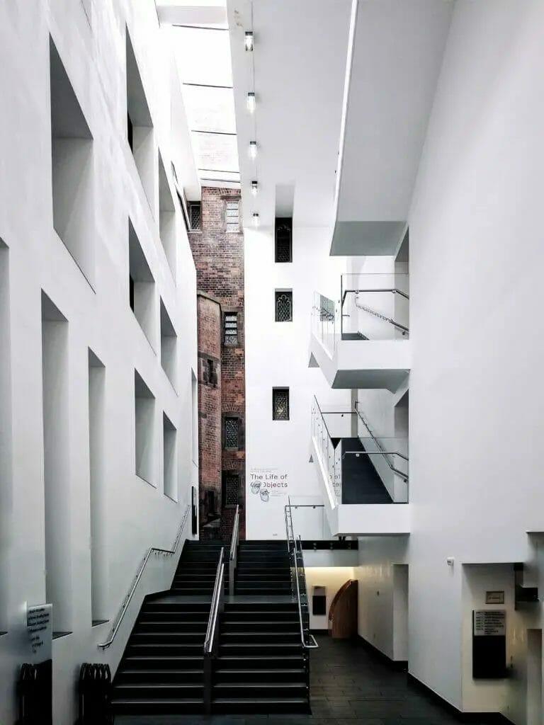 Beautiful Manchester - John Ryland Library