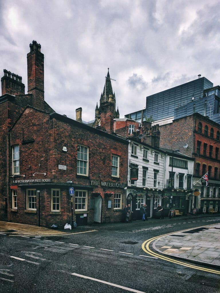 2 DAYS IN BEAUTIFUL MANCHESTER, ENGLAND 13