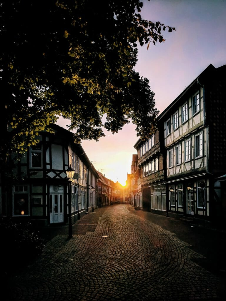 CELLE - A HALF-TIMBERED HOUSES DREAM 1