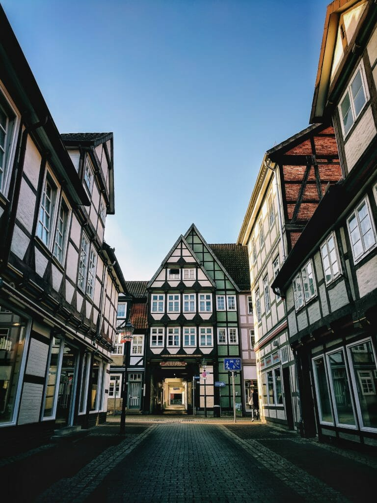 CELLE - A HALF-TIMBERED HOUSES DREAM 26