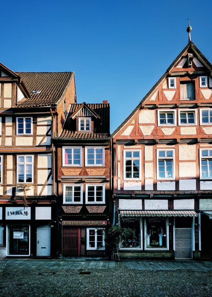 CELLE - A HALF-TIMBERED HOUSES DREAM 6