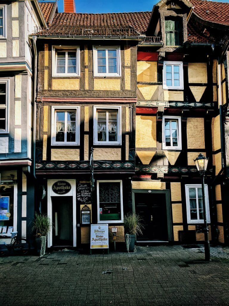 CELLE - A HALF-TIMBERED HOUSES DREAM 7