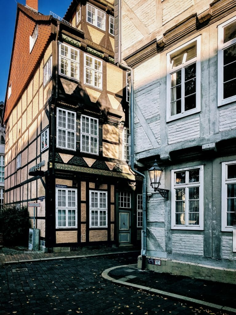 CELLE - A HALF-TIMBERED HOUSES DREAM 36