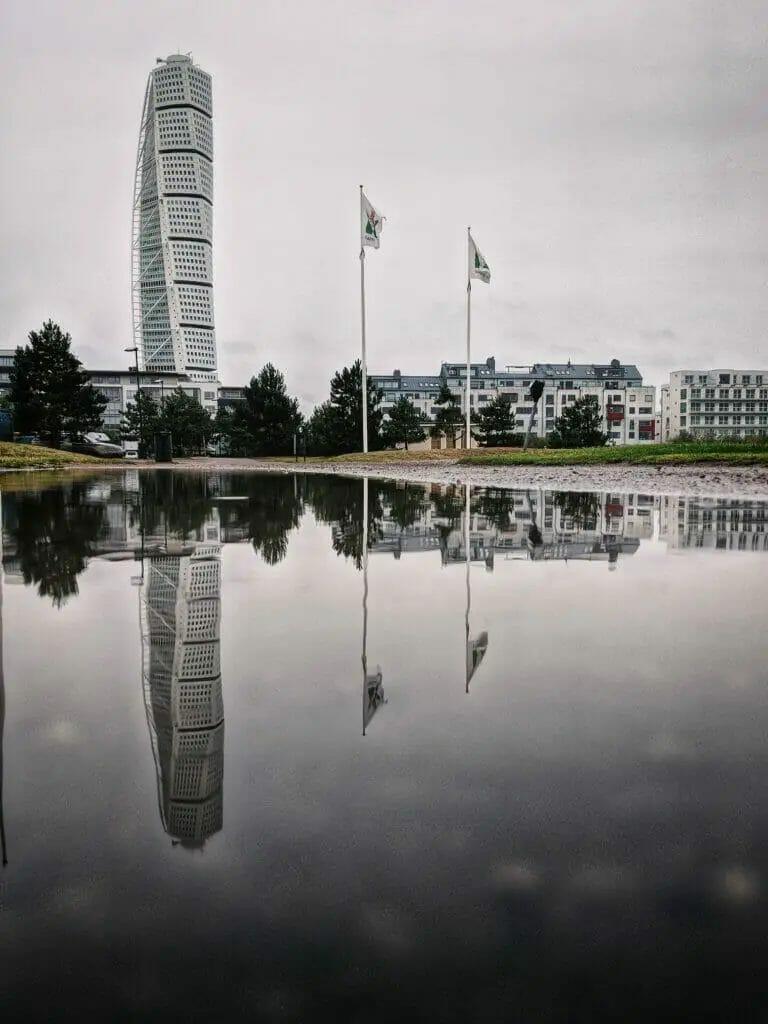 Malmö Instagram Spots - TURNING TORSO-3