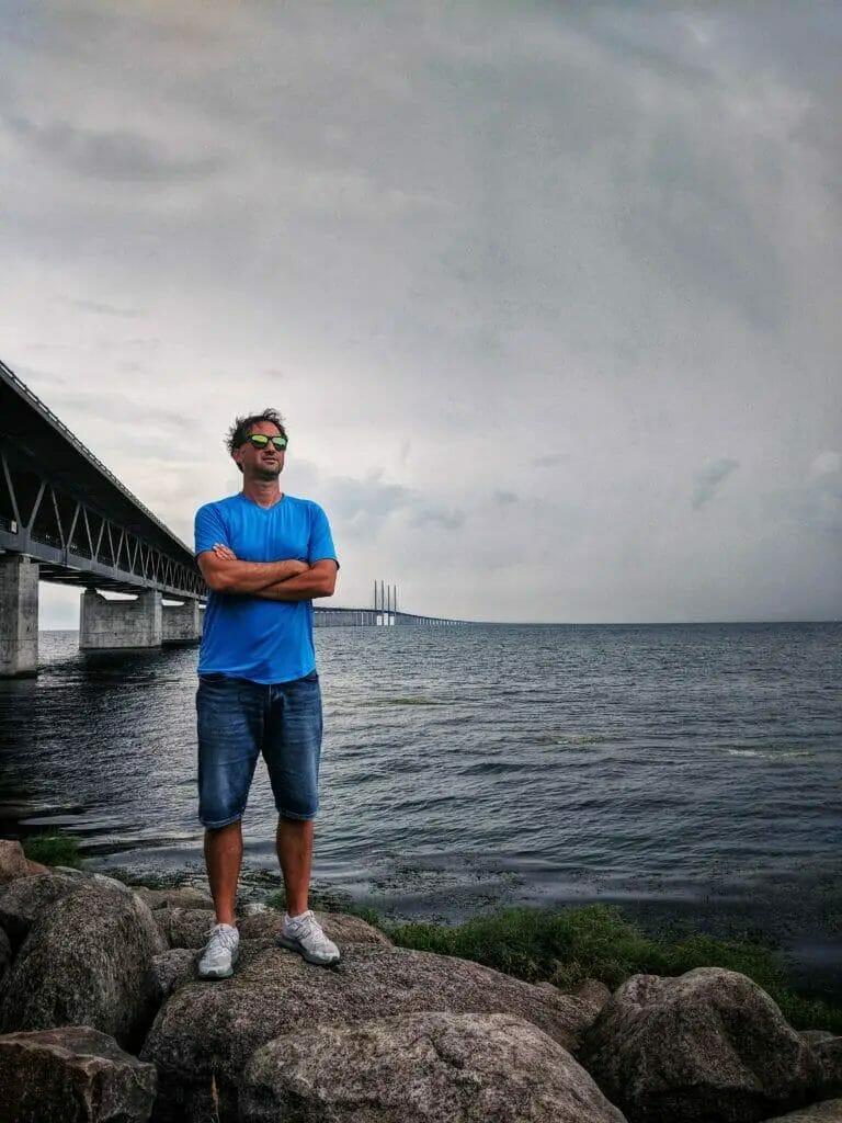 Malmö Instagram Spots - ØRESUND BRIDGE-1
