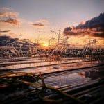 Malmö Instagram Spots - Coverbild - Sonnenuntergang