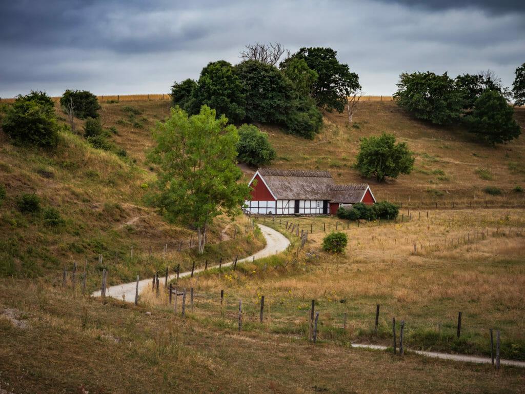 Österlen Spring Trail - Haus