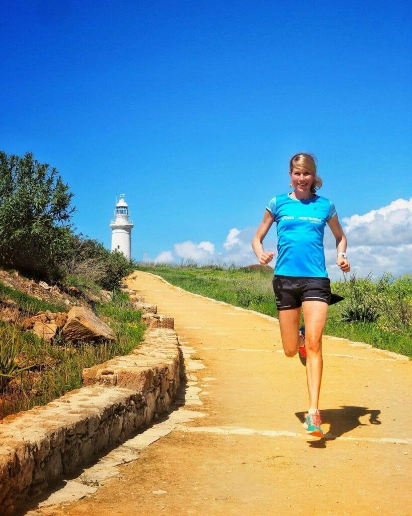 Zypern Marathon Cover