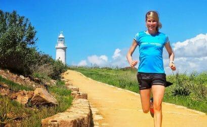 Zypern Marathon Cover - Judith Havers - Leuchtturm