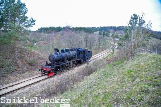 Österlen Spring Trail - Bahn1