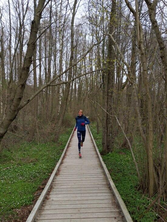 Österlen Spring Trail - run2