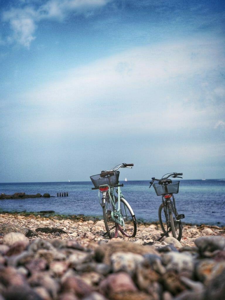Aktivurlaub Dänemark-Räder