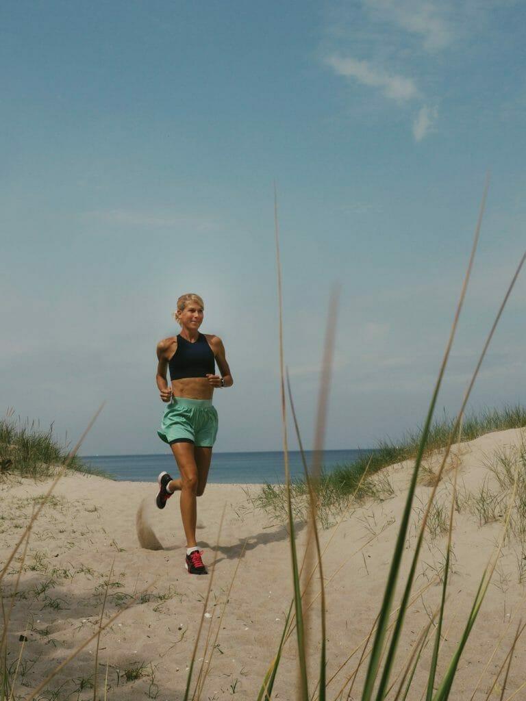 Aktivurlaub Dänemark-Laufen-Strand