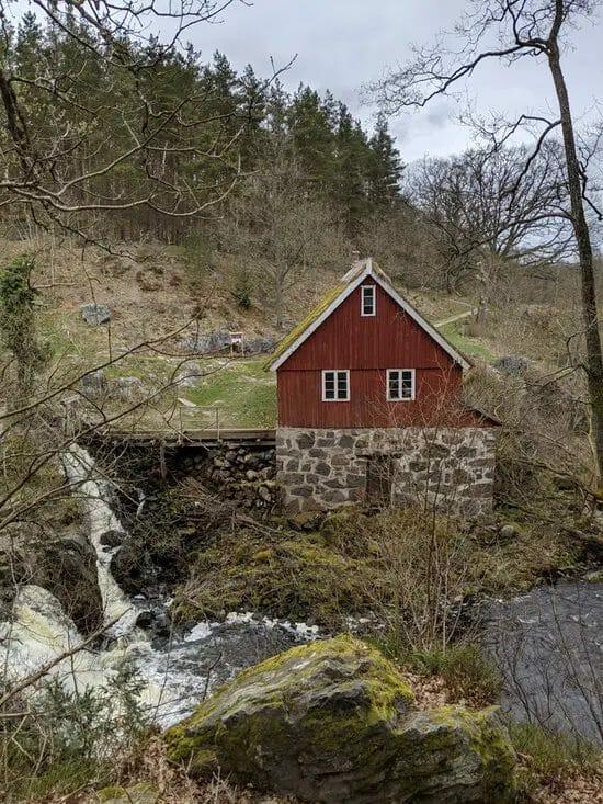 Österlen Spring Trail - Mühle