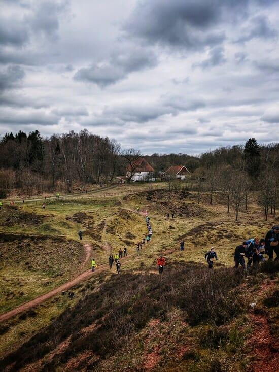 Österlen Spring Trail - runners