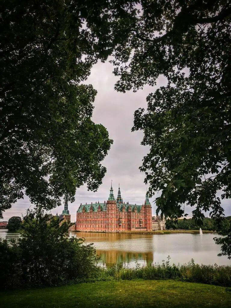 Aktivurlaub Dänemark-Schloss