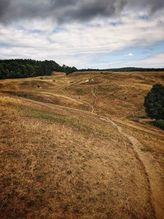Österlen Spring Trail - Strecke4