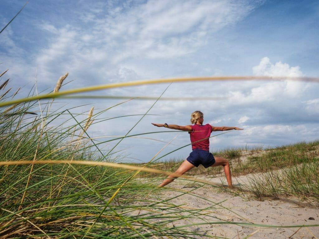 Aktivurlaub Dänemark-Yoga-3