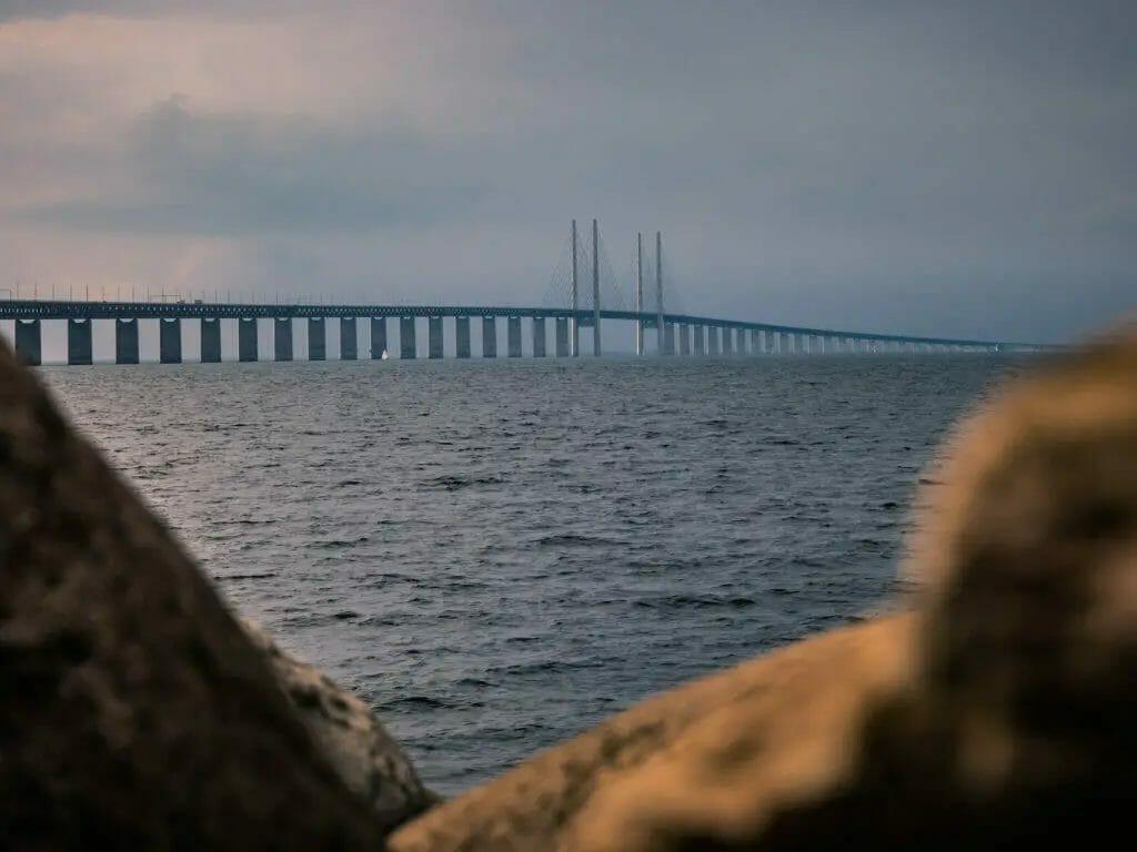 Malmö Instagram Spots - ØRESUND BRIDGE-2