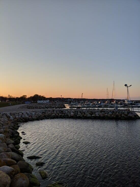 Österlen Spring Trail - Hafen1