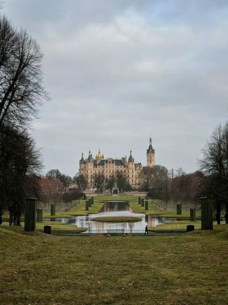 Schweriner Fünf-Seen-Lauf - Märchenschloss