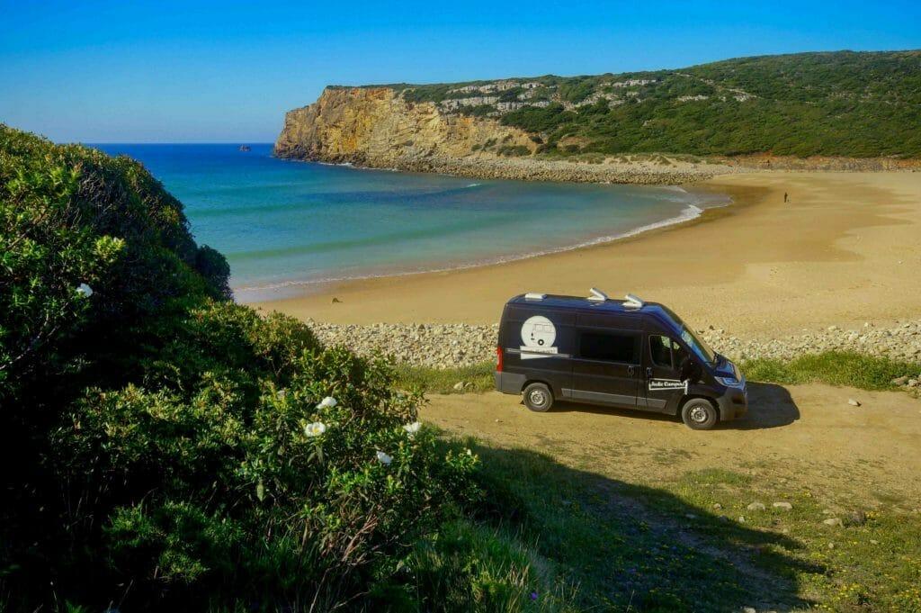 Reiseziel Europa - Atlantikküste Portugal - CamperVan