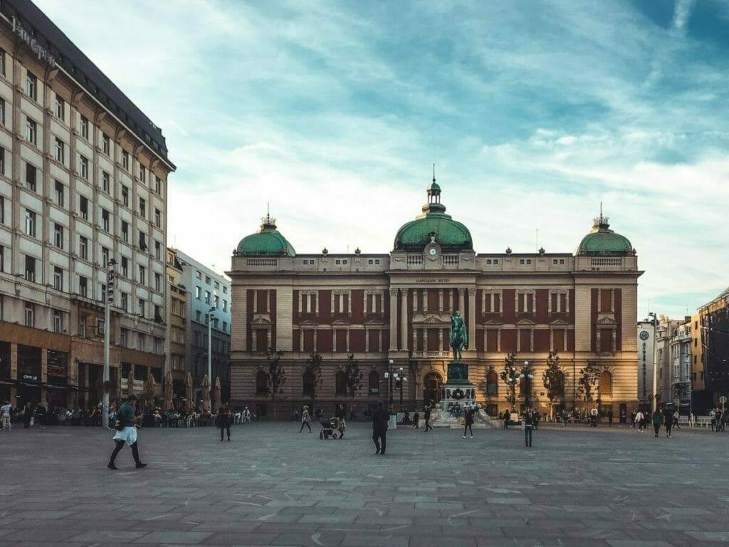 schönsten urlaubsziele europa - Belgrad