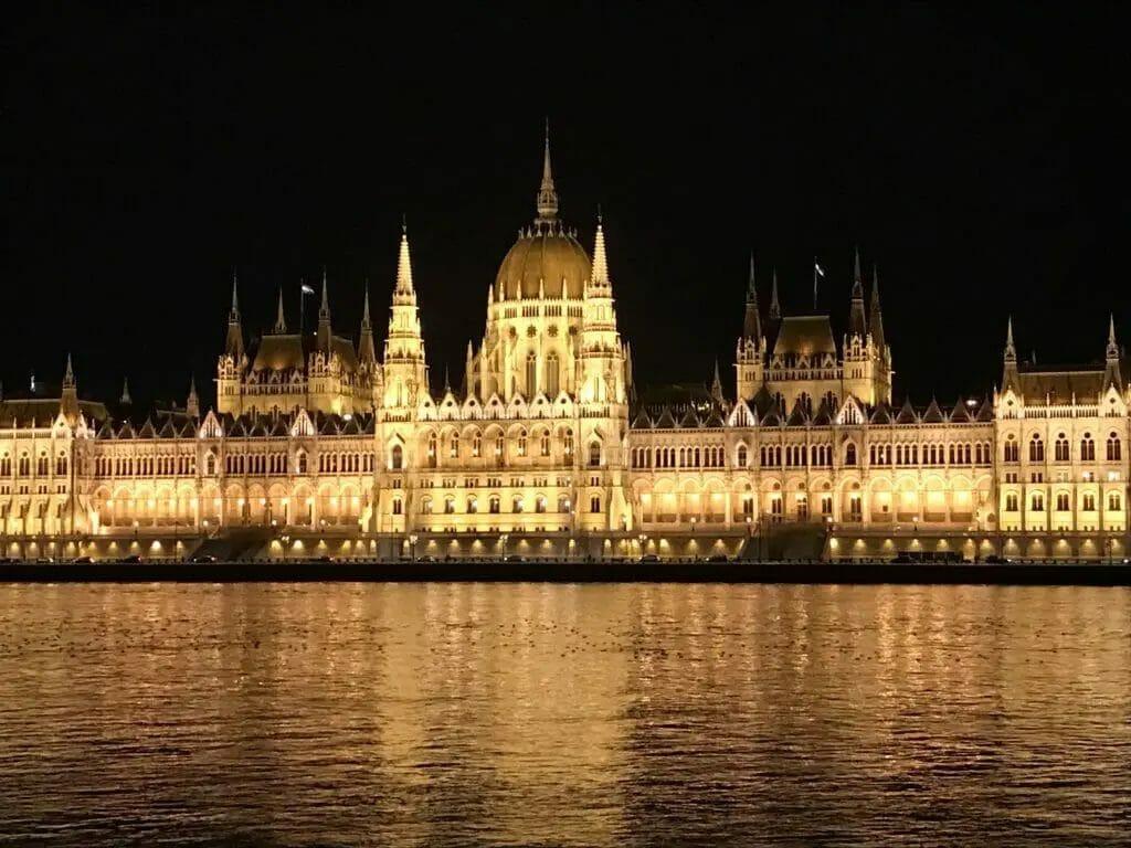 Schönsten Reiseziele Europa - Budapest Ungarn