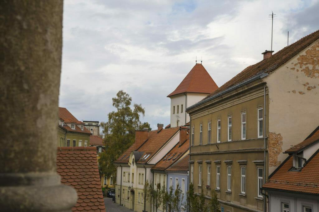 Schönsten Reiseziele Europa - Celje Altstadt - Slowenien