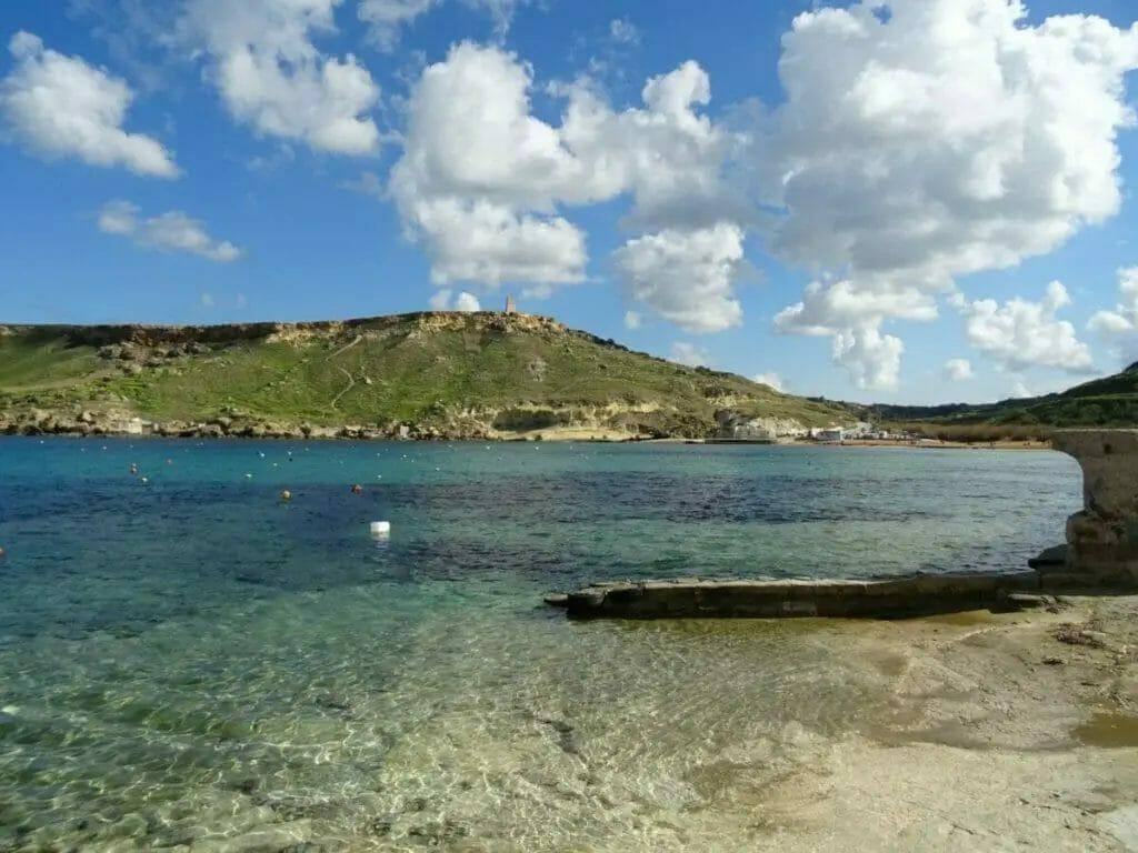 Reiseziel Europa- Malta - Strand