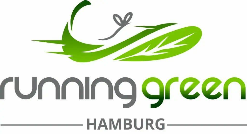 running green Logo