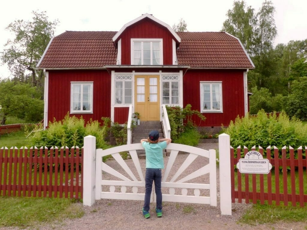 Schweden Katthult Michel