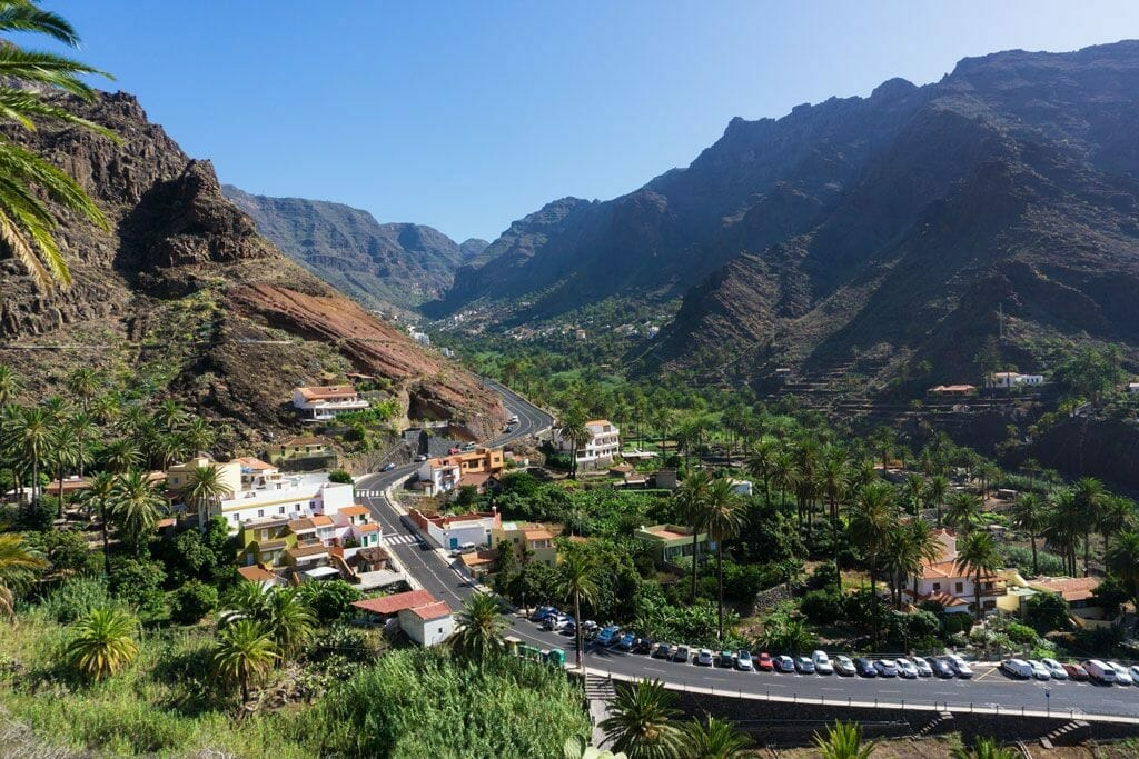 Reiseziel Europa - La Gomera - El Guro