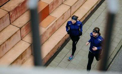 running green - Morgenlauf