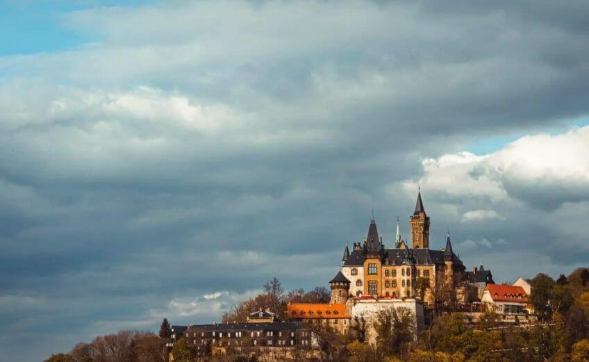 Ausflugsziele Sachsen Anhalt - Schloss Wernigerode