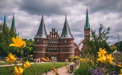 Fotospots Lübeck - Holstentor -Cover