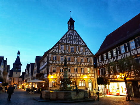 Touristenattraktion - Winnenden