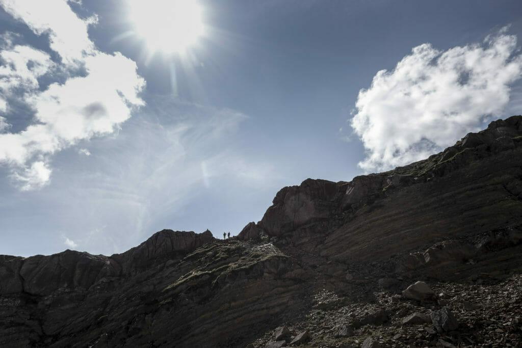 Mount Scenery - Alpen