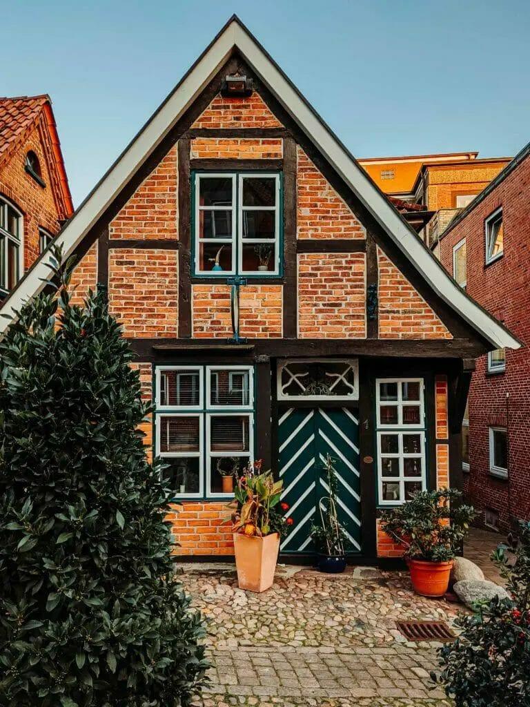 Plön - Haus - Fotospots
