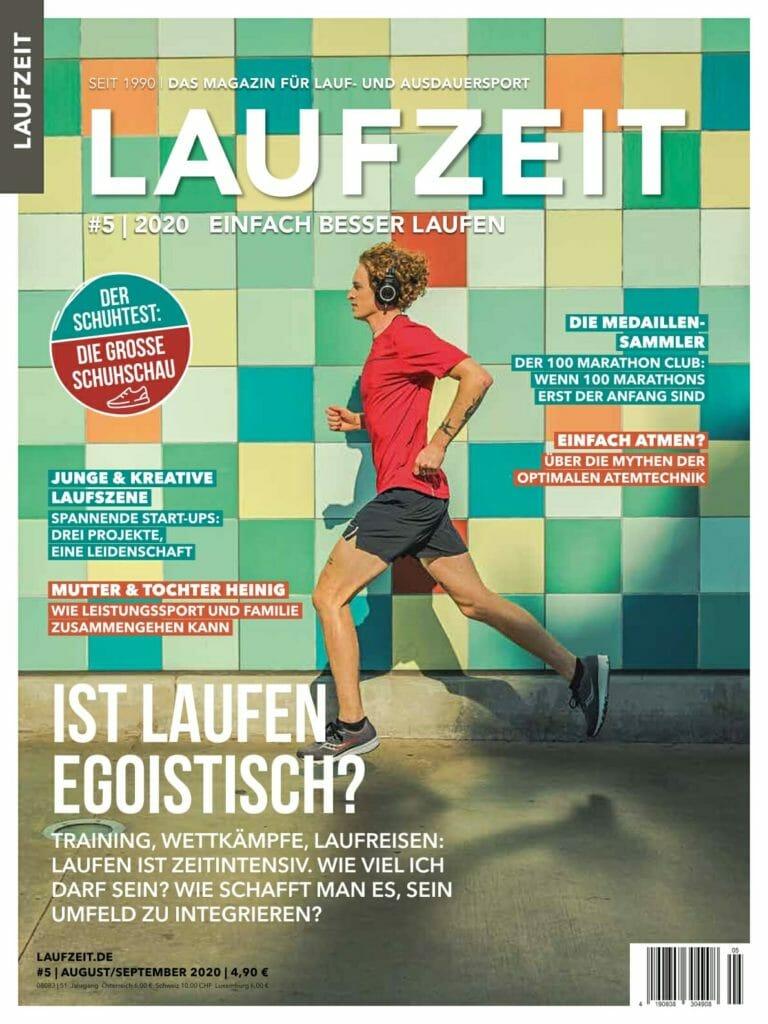 Laufzeit 05/20 - Ist Laufen egoistisch?