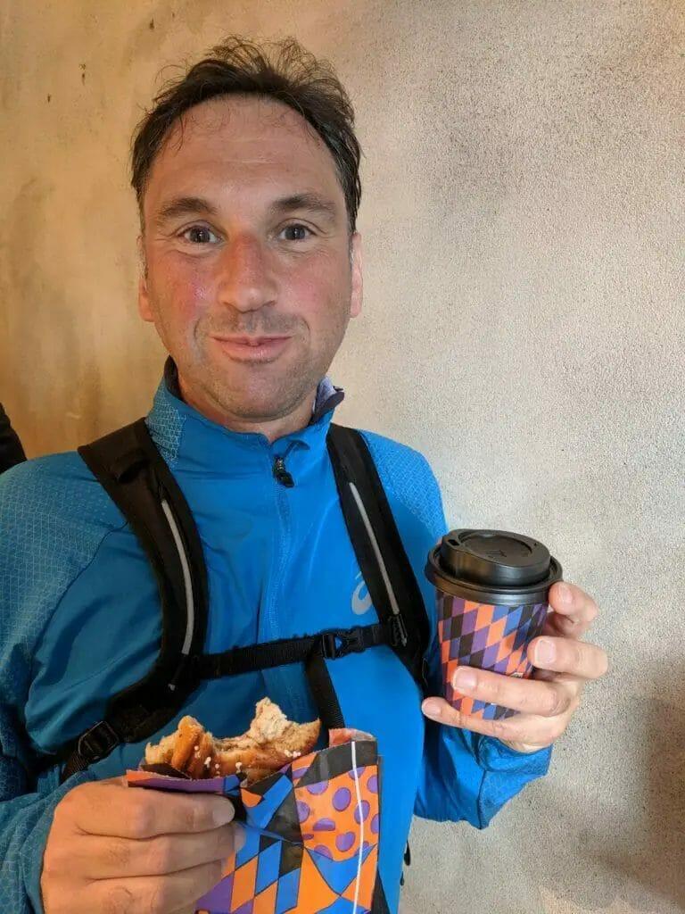 Ultramaraton Distanz - Franz